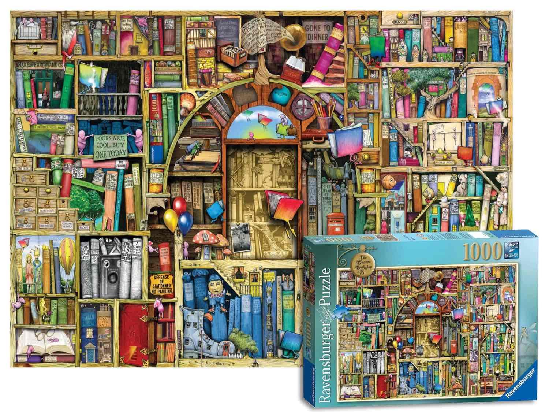 ravensburger-bizarre-bookshop-2-jigsaw-puzzle-colin-thompson