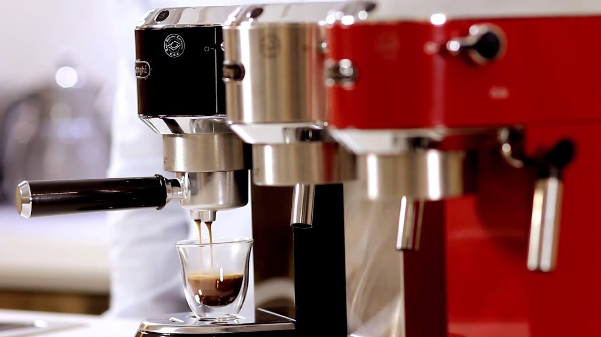 The De'Longhi Dedica EC685 espresso machine. (around $290–$293)