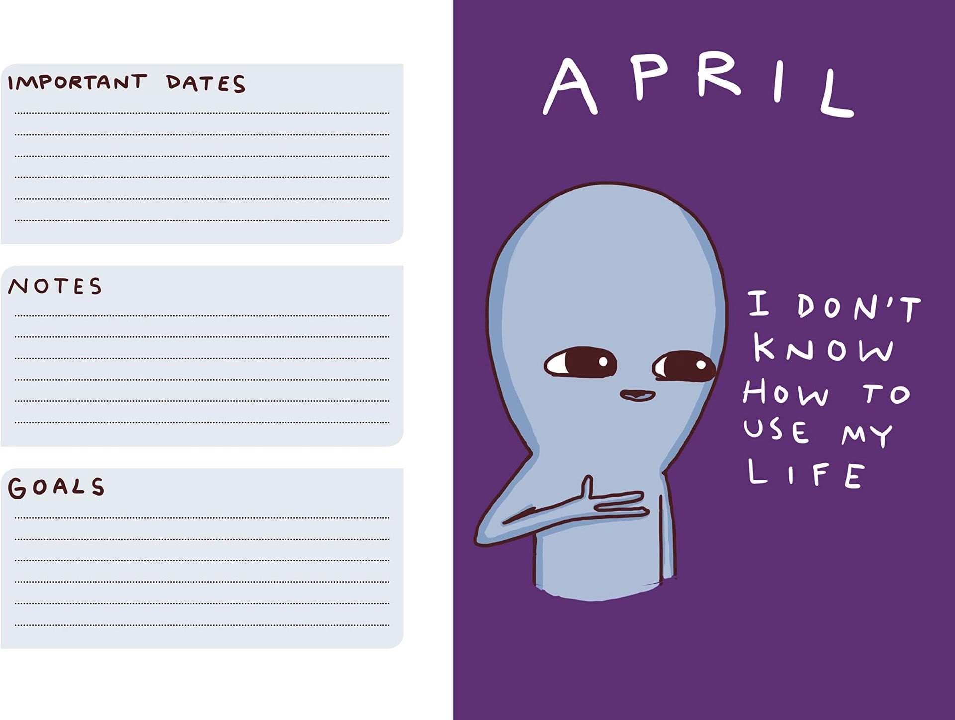 nathan-w-pyle-strange-planet-planner-page