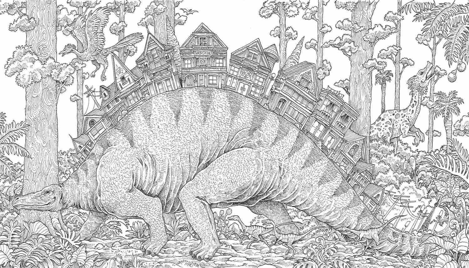 worlds-within-worlds-coloring-book-by-kerby-rosanes-2