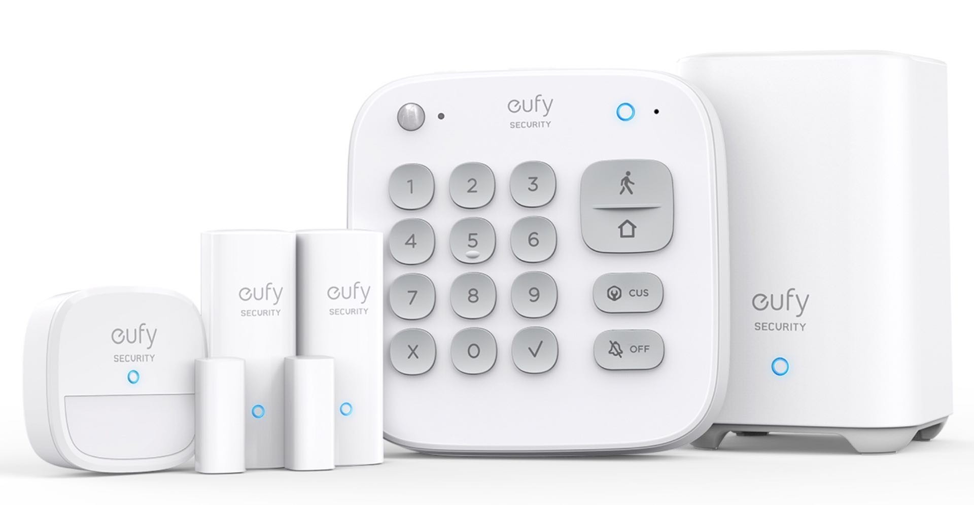 Anker/eufy home alarm kit. ($160)