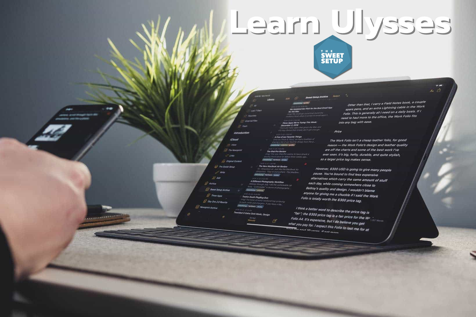 the-sweet-setup-learn-ulysses-3-0