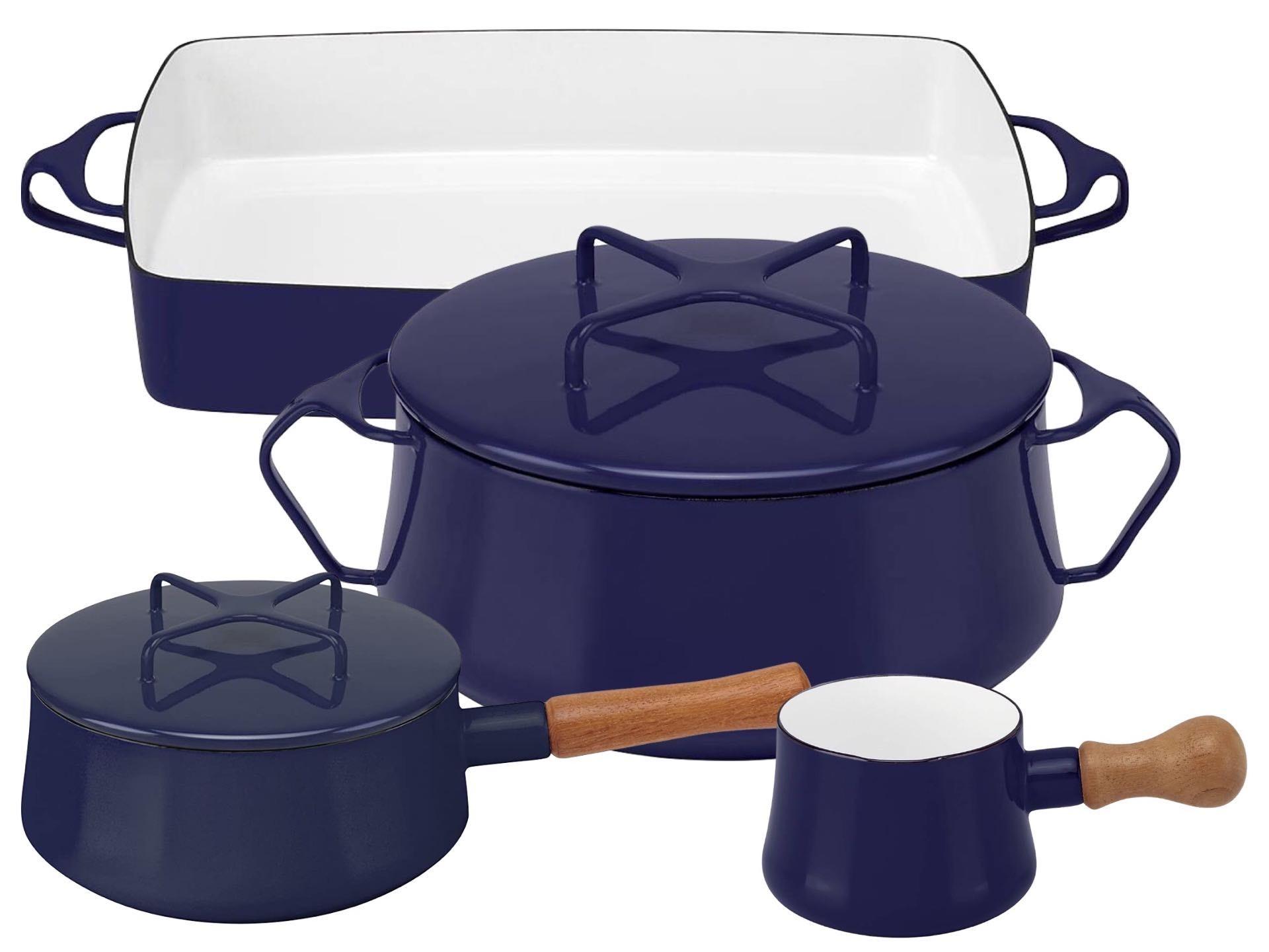 dansk-kobenstyle-cookware-in-midnight-blue-pieces