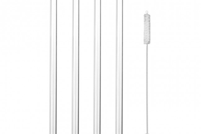 hiware-extra-wide-reusable-glass-drinking-straws