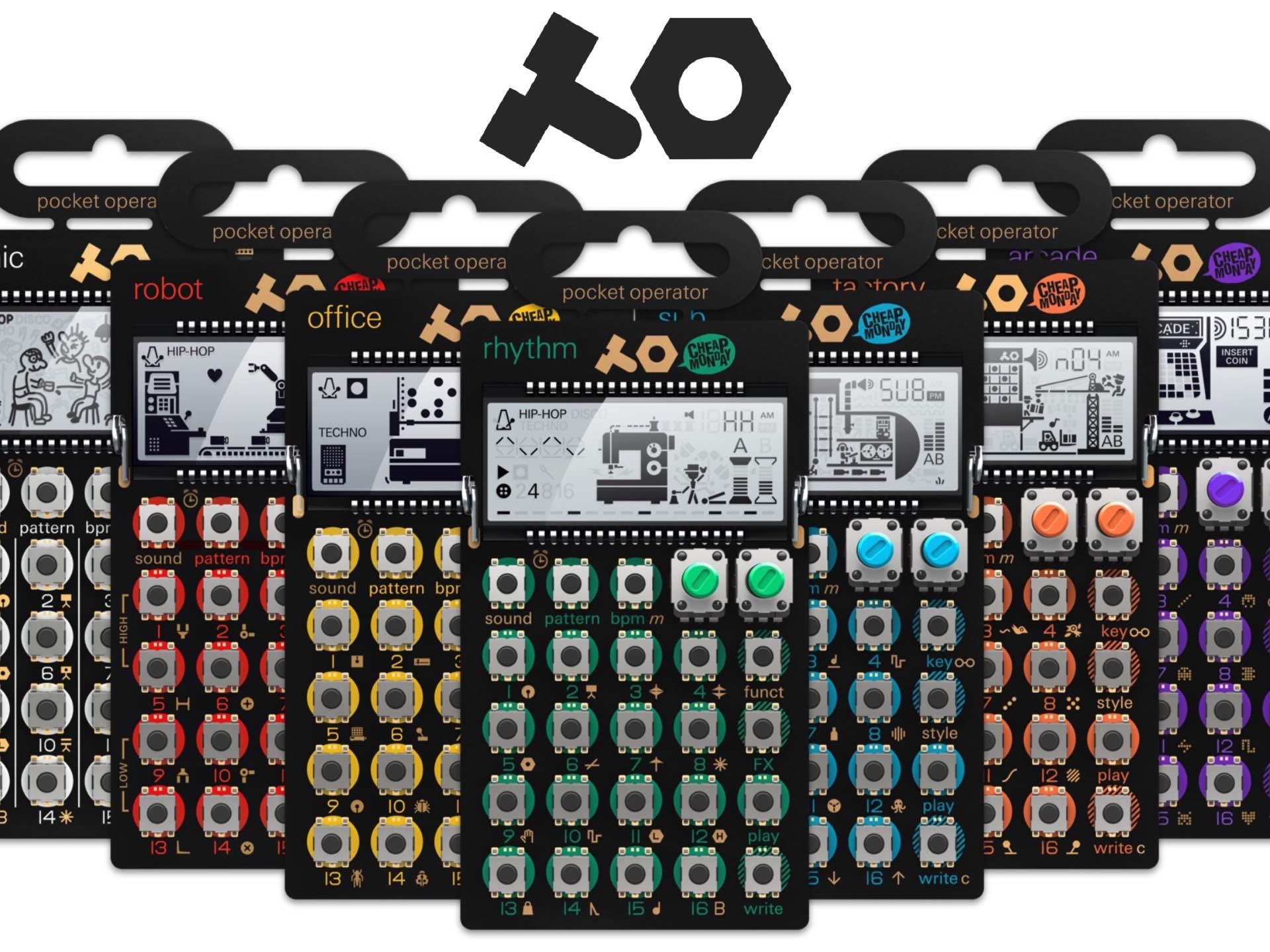 teenage-engineering-pocket-operator-mini-synthesizers