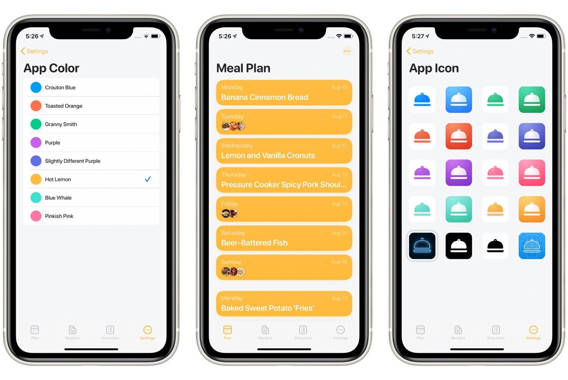 crouton-recipe-and-meal-planner-app-themes-and-icons