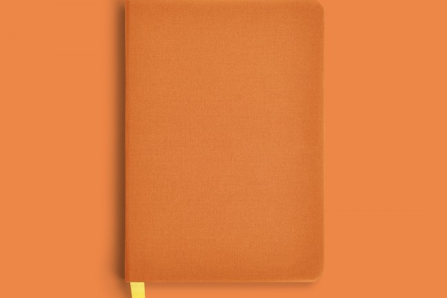 baron-fig-limited-edition-pumpkin-confidant-notebook
