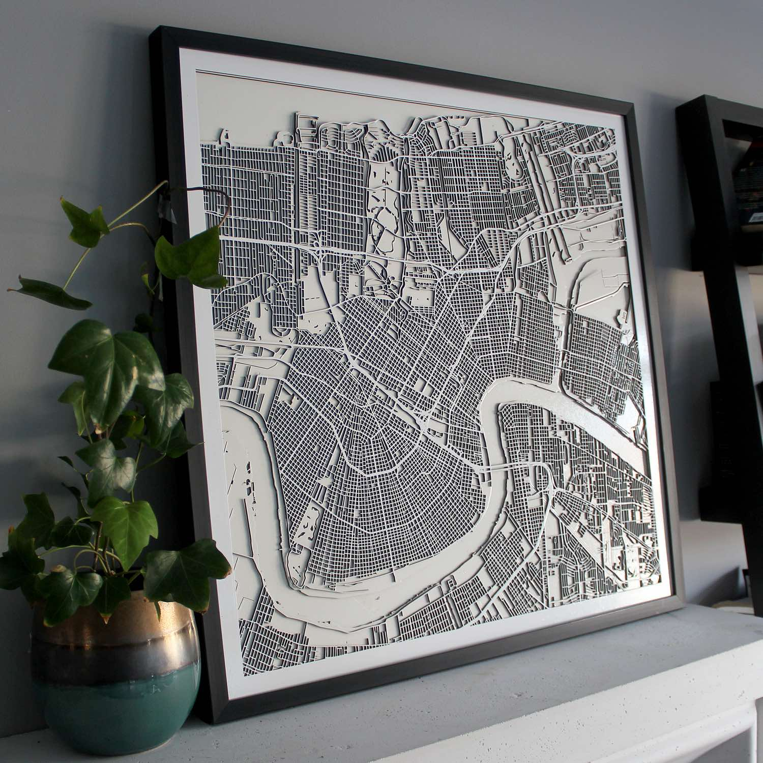 StreetCarvings 3D city maps. ($95–$125 each)