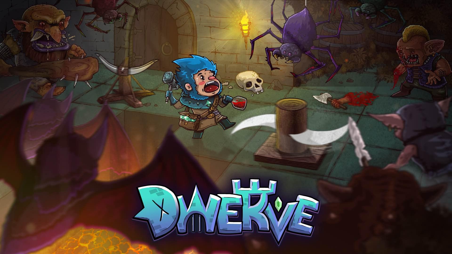 dwerve-by-half-human-games