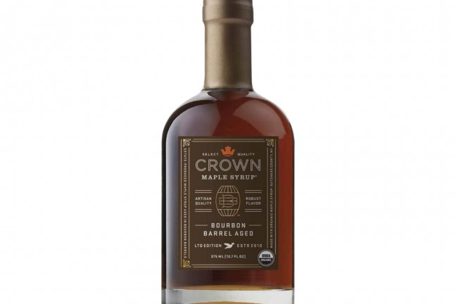 crown-maple-bourbon-barrel-aged-organic-maple-syrup