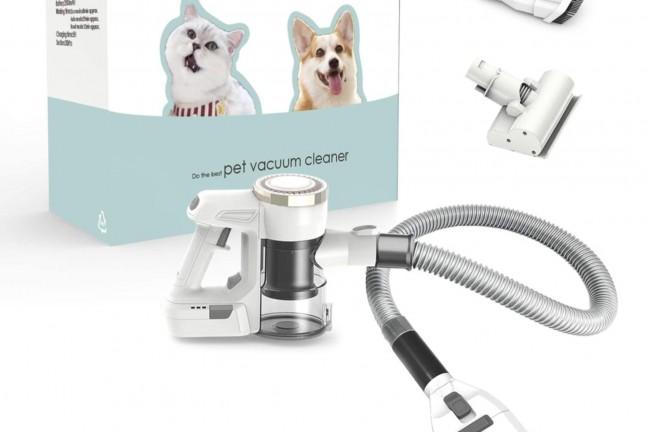 Vacuyahu pet vacuum. ($116)