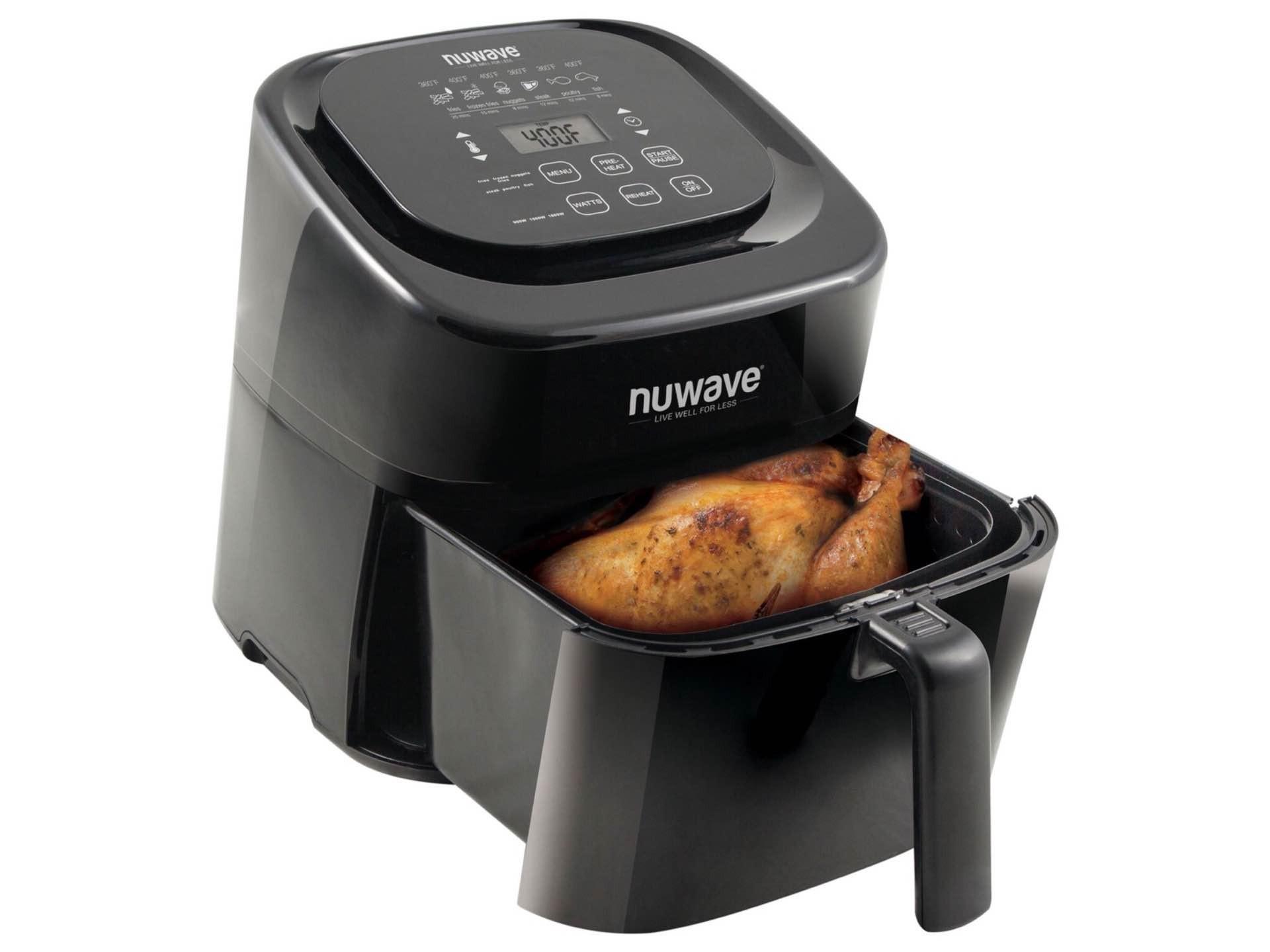 The NuWave Brio air fryer. ($90)