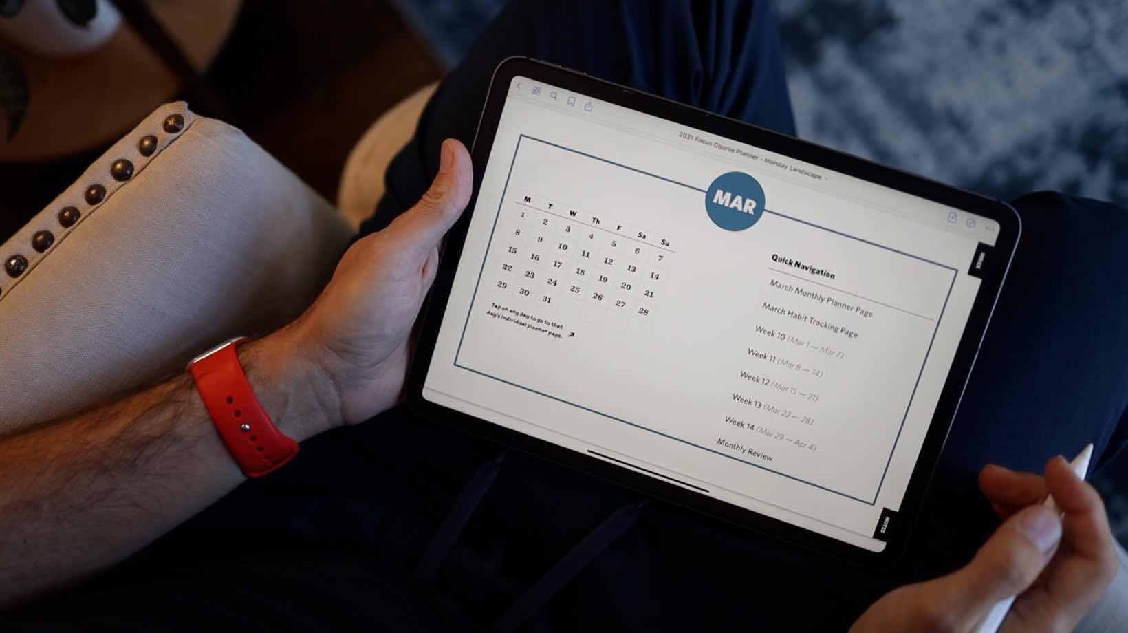 the-focus-course-2021-digital-planner