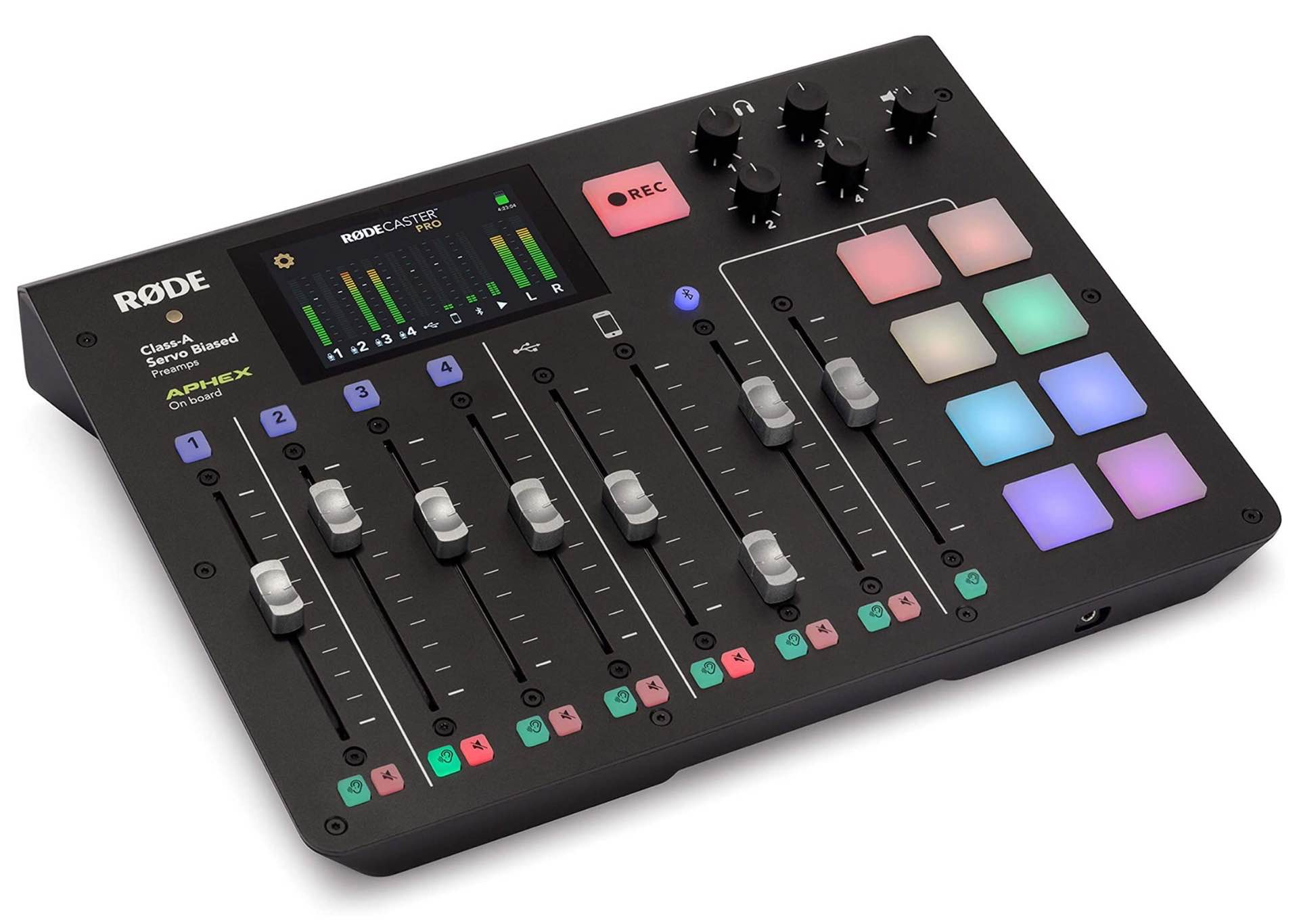 rodecaster-pro-podcast-production-studio
