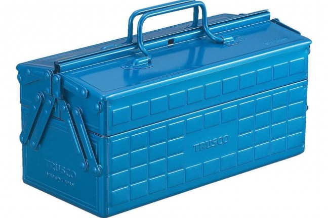 trusco-two-level-tool-box