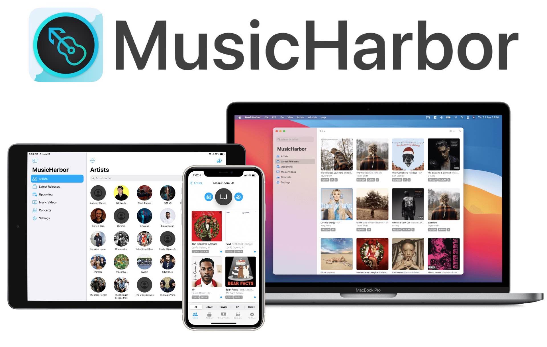 musicharbor-for-ios-and-mac