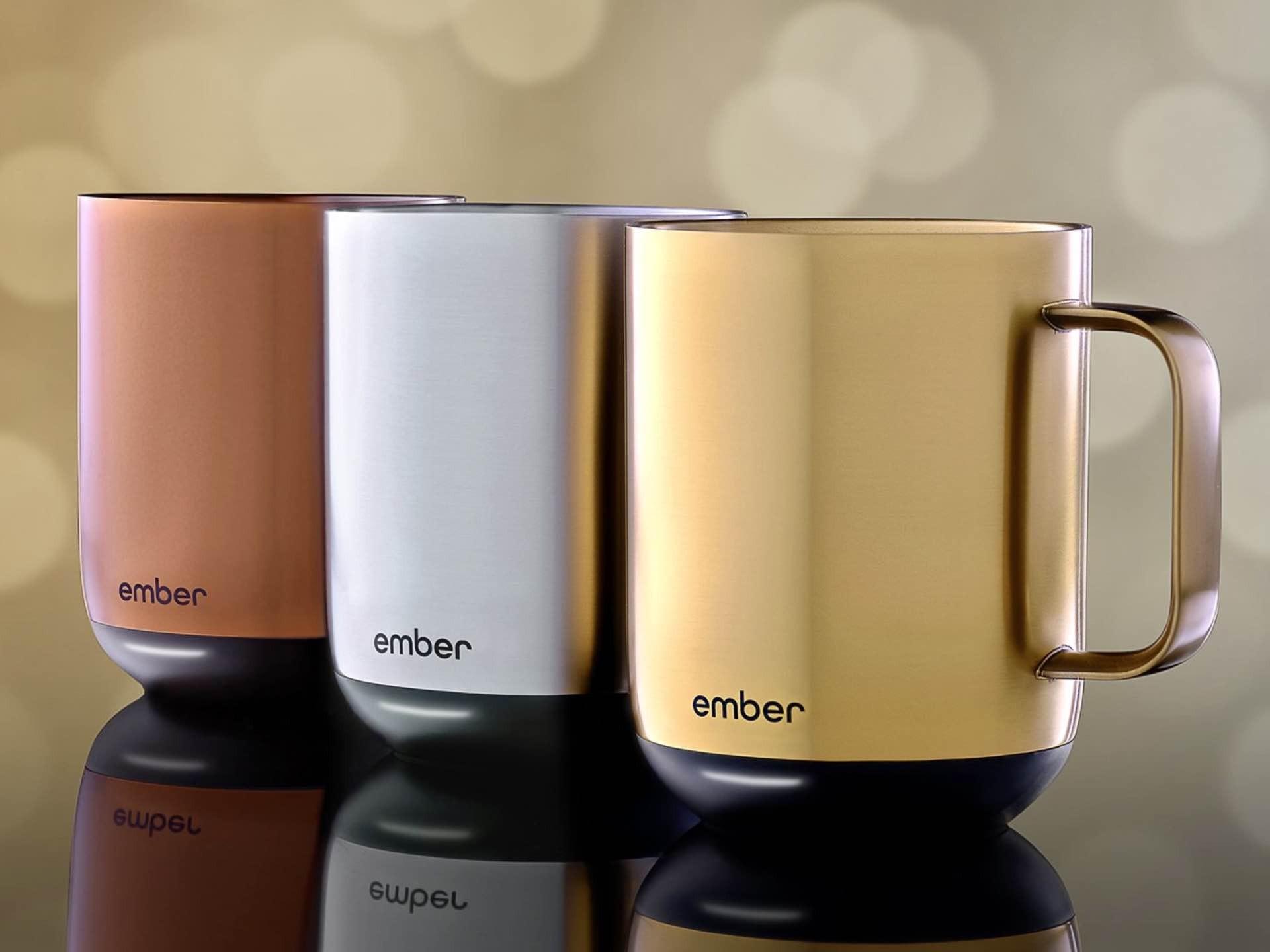 Ember Mug² Metallic Collection