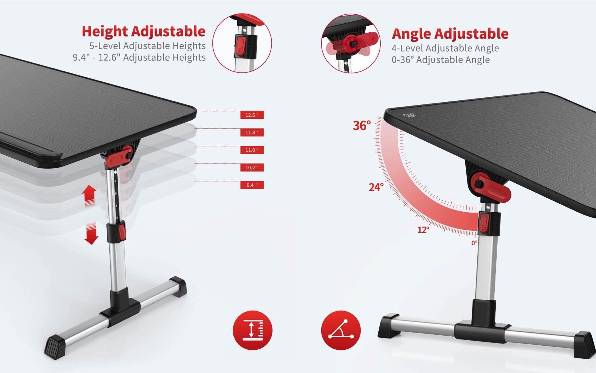 saiji-adjustable-laptop-stand-portable-standing-desk-bed-tray-table-adjustments