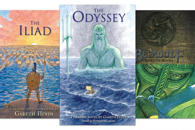 gareth-hinds-graphic-novel-editions-of-literary-classics