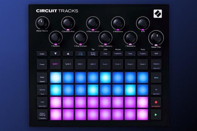 novation-circuit-tracks-groovebox