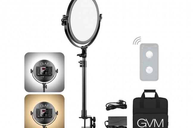 gvm-desk-mounted-led-light-panel