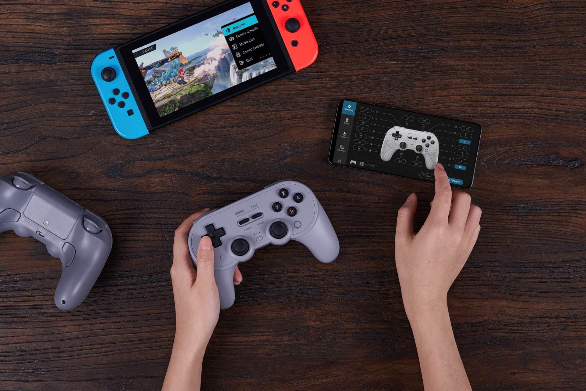8bitdo-pro-2-game-controller