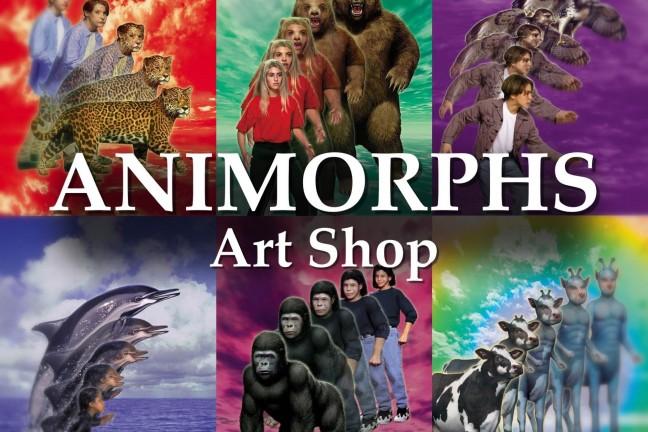 animorphs-art-prints-by-david-mattingly