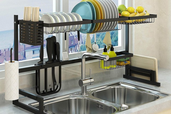 home-key-over-the-sink-dish-drying-rack