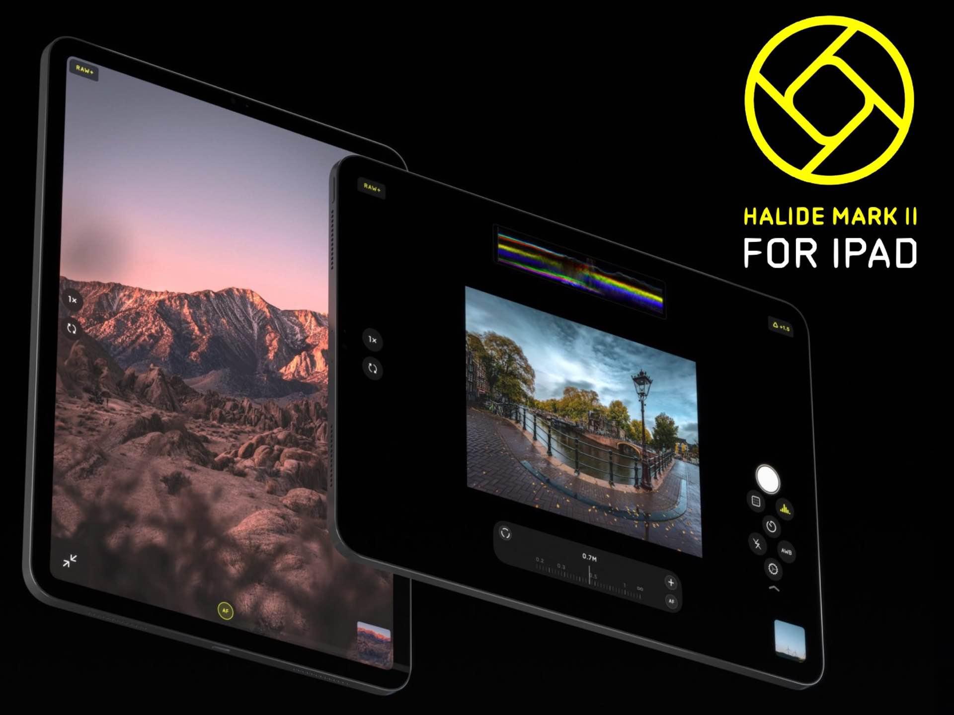 Lux Releases Halide Mark II for iPad