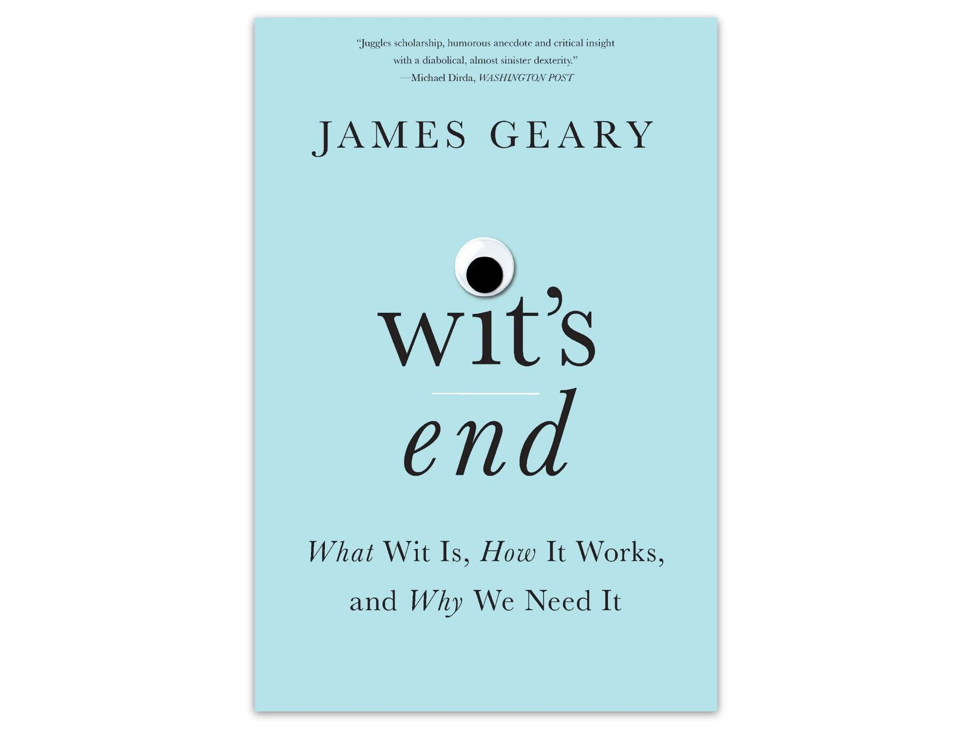 'Wit's End' by James Geary