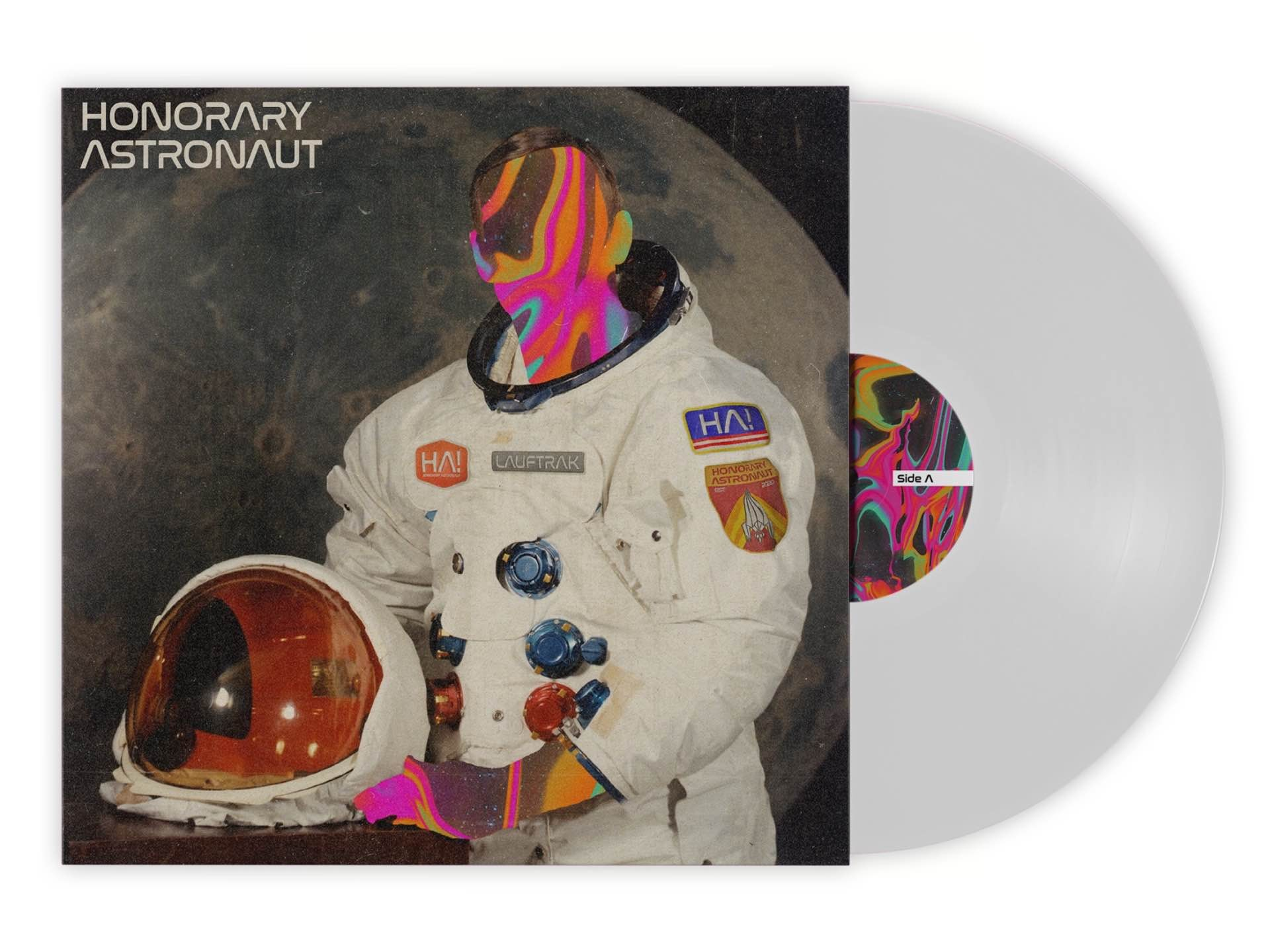 """Honorary Astronaut """"Ep. 001"""" — Debut Solo EP by Casey Crescenzo"""