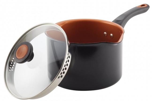 farberware-glide-3-quart-copper-ceramic-nonstick-straining-saucepan