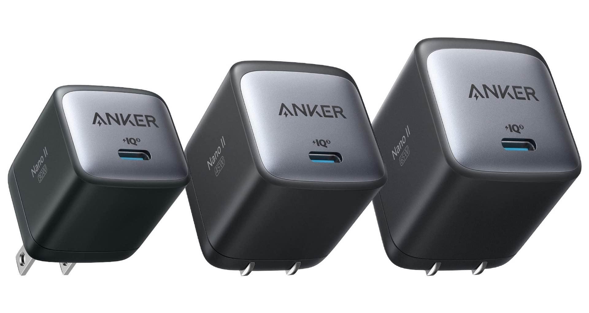 anker-nano-ii-gan-ii-portable-usb-c-chargers