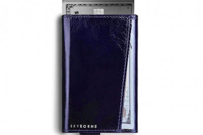skyborne-trigger-leather-pop-up-card-wallet-oceanic-blue