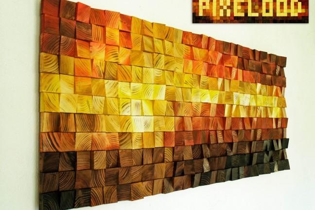pixelood-wooden-pixel-wall-art-etsy