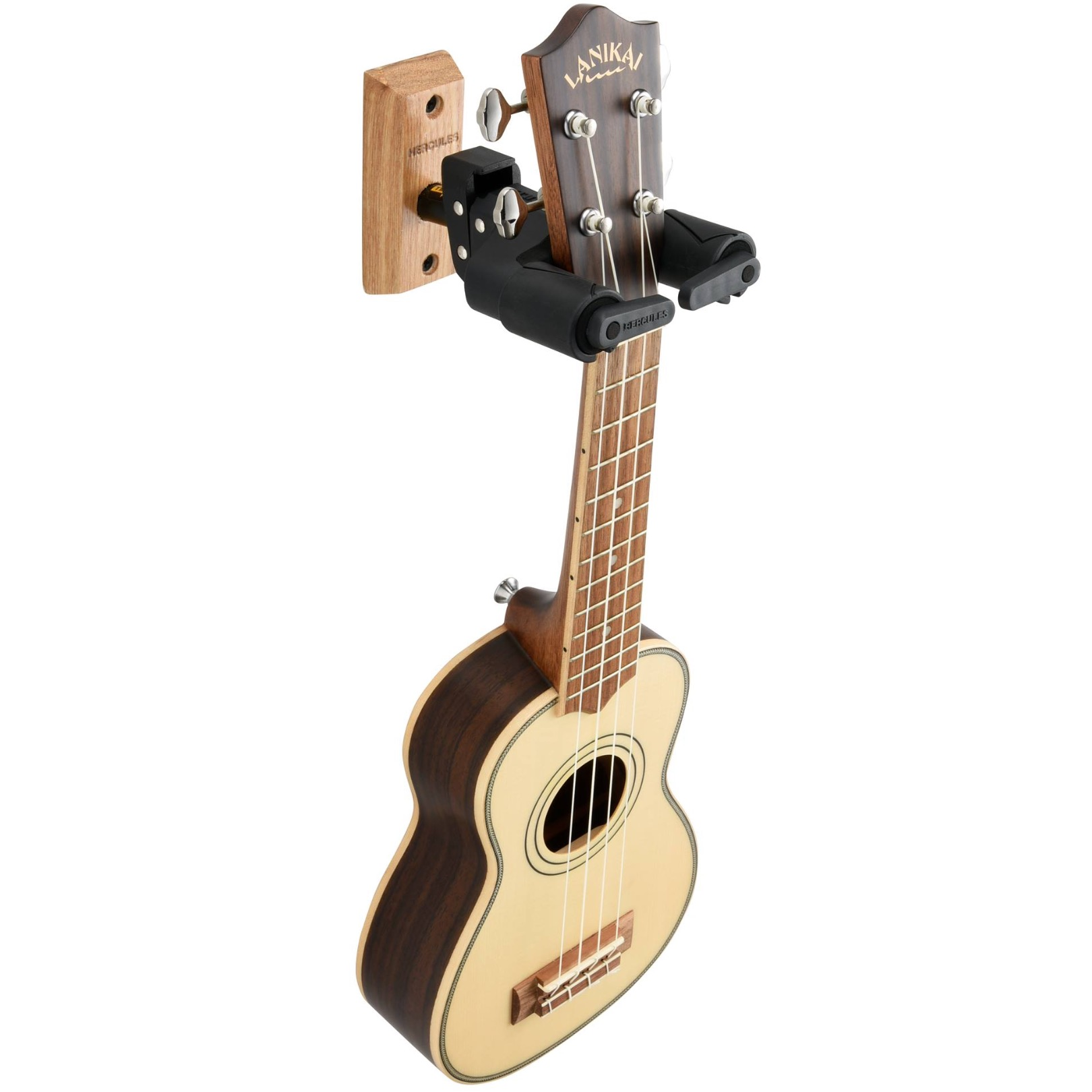 Works for ukeleles too!